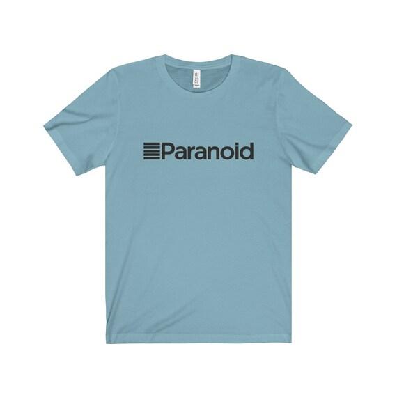Paranoid II unisex Jersey T-Shirt