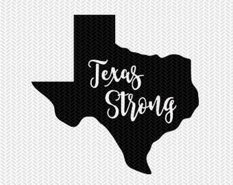 texas strong svg dxf jpeg png file stencil monogram frame silhouette cameo cricut clip art commercial use