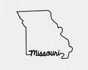 missouri svg dxf file instant download stencil silhouette cameo cricut downloads cut file downloads clip art commercial use