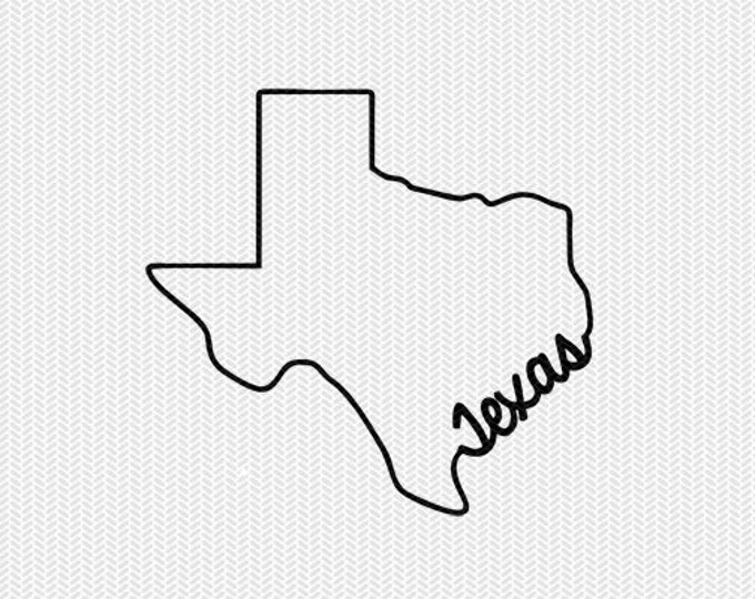 texas svg dxf file instant download stencil silhouette cameo cricut downloads cut file downloads clip art commercial use
