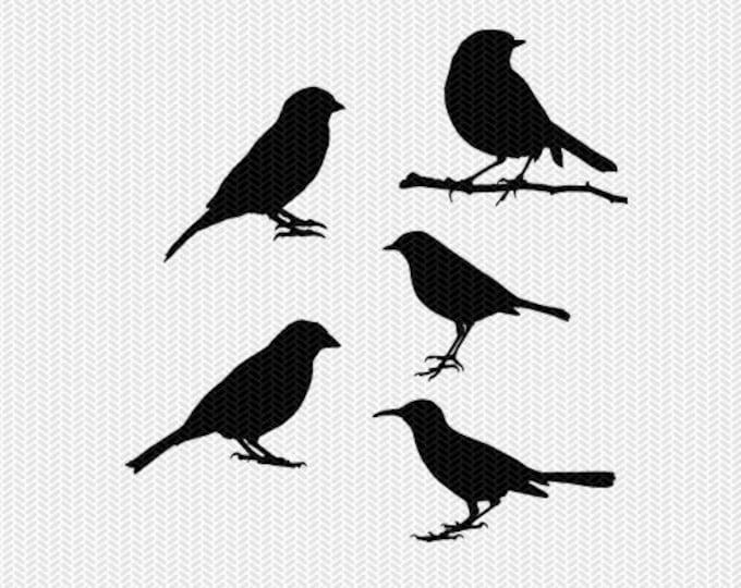 birds svg gift tags cricut download svg dxf file stencil silhouette cameo cricut clip art commercial use