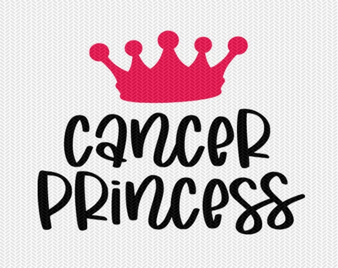 cancer princess zodiac astrology svg dxf file instant download silhouette cameo cricut clip art commercial use