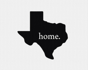 texas home svg dxf file stencil instant download silhouette cameo cricut downloads clip art home state svg dxf filepennsylvania
