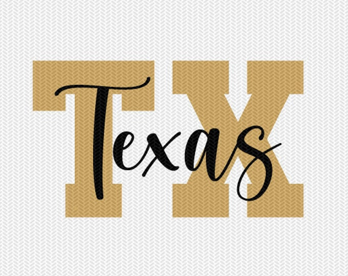 texas state svg dxf file instant download silhouette cameo cricut downloads clip art commercial use