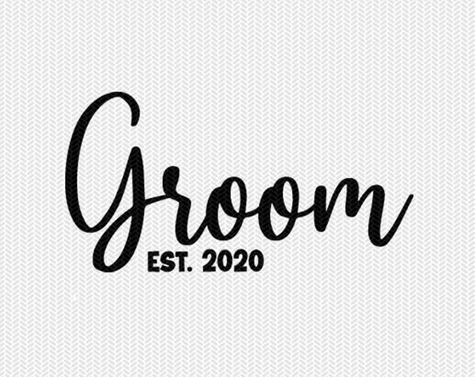 groom wedding marriage svg dxf file instant download silhouette cameo cricut clip art commercial use cricut download