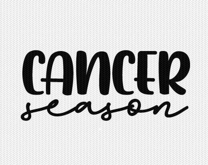 cancer season zodiac astrology svg dxf file instant download silhouette cameo cricut clip art commercial use cricut downloads