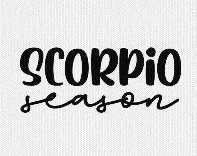 scorpio season zodiac astrology svg dxf file instant download silhouette cameo cricut clip art commercial use cricut downloads