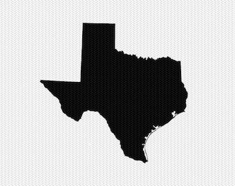 texas svg dxf cut file stencil monogram frame silhouette cameo cricut download clip art commercial use