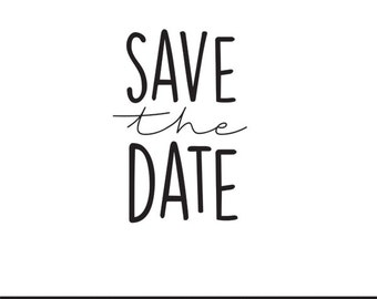 save the date svg etsy rh etsy com save the date clip art images save the date clipart black and white