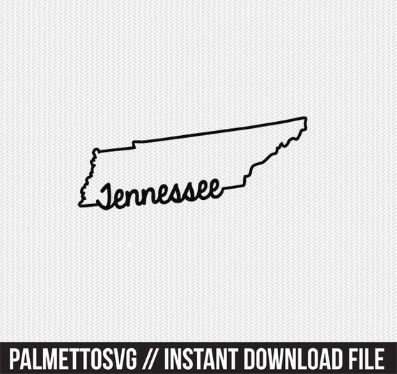 tennessee police svg dxf file stencil instant download silhouette cameo cricut downloads clip art state svg dxf file