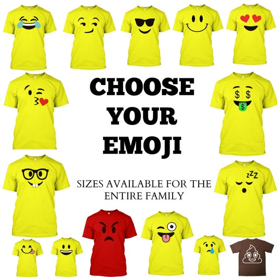 Emoji Halloween Shirt Girls Tshirts For