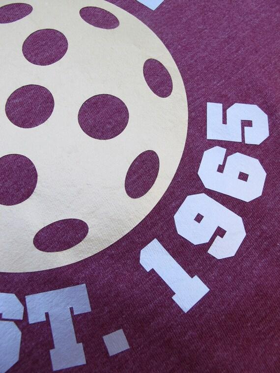 Pickleball Court 1965 Womens Shirt