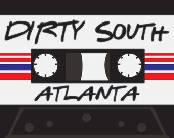 Southern Auto Parts >> Dirty South Decal Vertical Windshield Vinyl Sticker Car