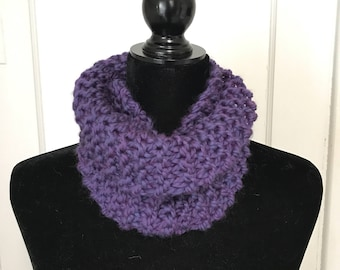 Little Girl Knitted Scarf