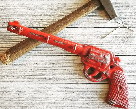 Superieur Key Holder Kitchen Wall Decor Gun Decor Gun Gift Key | Etsy