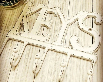Key Holder For Wall, Key Holder, Key Holder Wall, Wall Hooks, Key Wall Holder, Vintage Key Holder, Wall Hanging, Wall Hanging Hooks