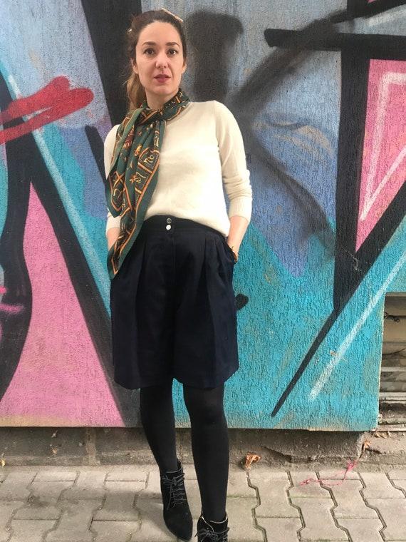 Laurel vintage wool shorts