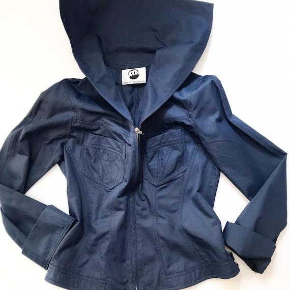 Thierry Mugler jacket / Vintage Thierry Mugler dar
