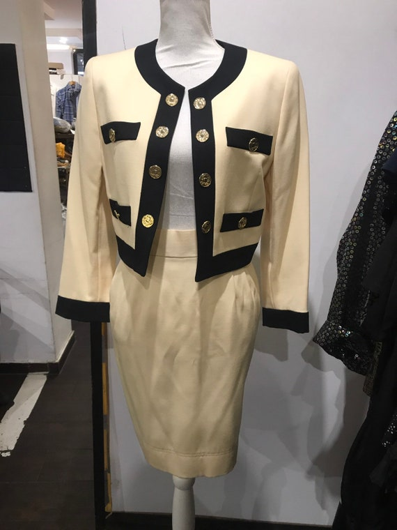 Moschino Cheap and Chic suit - image 5