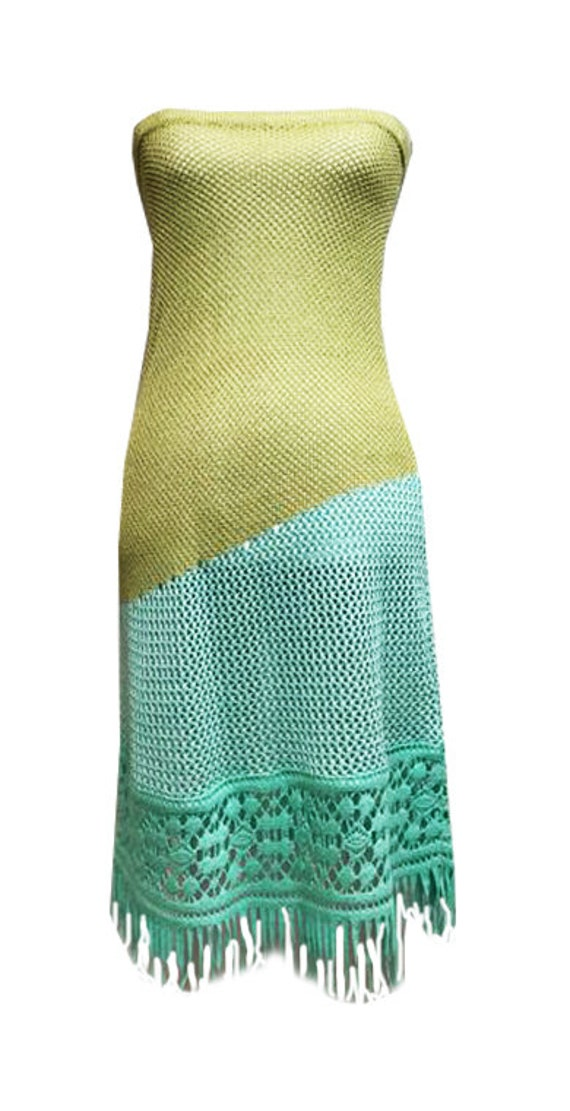 1980 LACROIX skirt / dress / Bazaar by Christian L