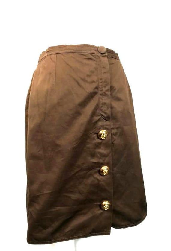 1970 VALENTINO skirt / vintage Valentino / valenti