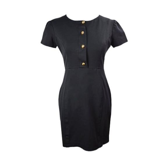 Prada little black dress / Prada vintage / Prada d