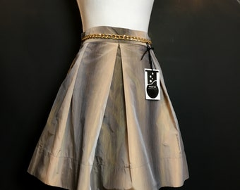 Taffeta skirt / Mode Lab custom design /
