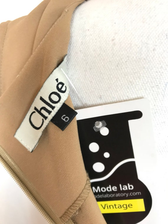 1998 Chloé dress / Chloé dress / vintage Chloé / … - image 4