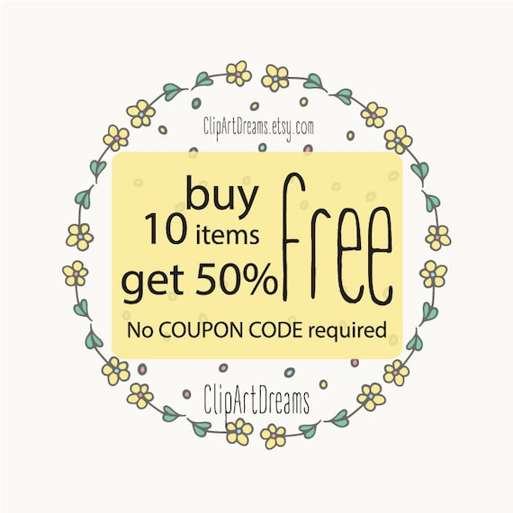 Discount Buy 10 Items 50 Free Svg Digital Paper Clipart Etsy