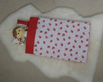 Doll's Cot Bedding