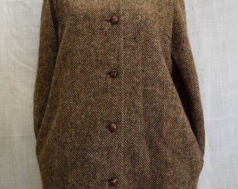 Wool blend Peacoat