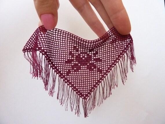 Crochet blanket throw for doll house tutorial pattern | Miniature ... | 428x570