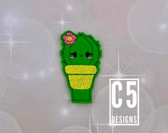 EX Pencil Topper Set # 2-4X4 Hoop and Larger ITH Digital Embroidery Design Comes in Many Formats Digital Instant Download