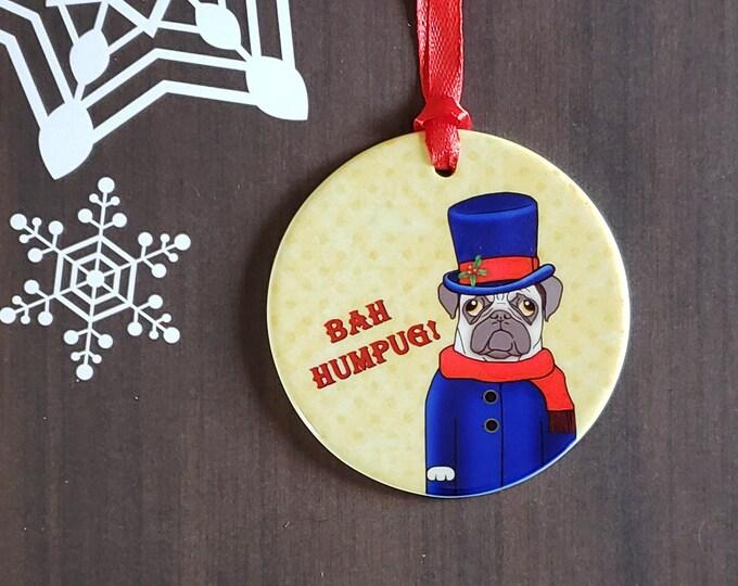 Bah Humpug! Ornament