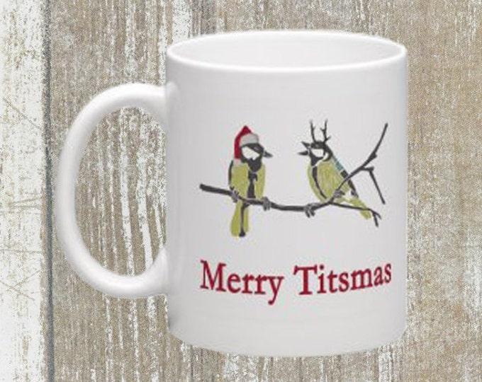 Merry Titsmas Mug