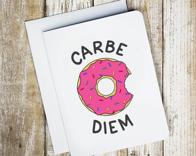 Carbe Diem Card