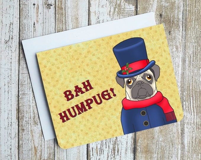 Bah Humpug! Christmas Card