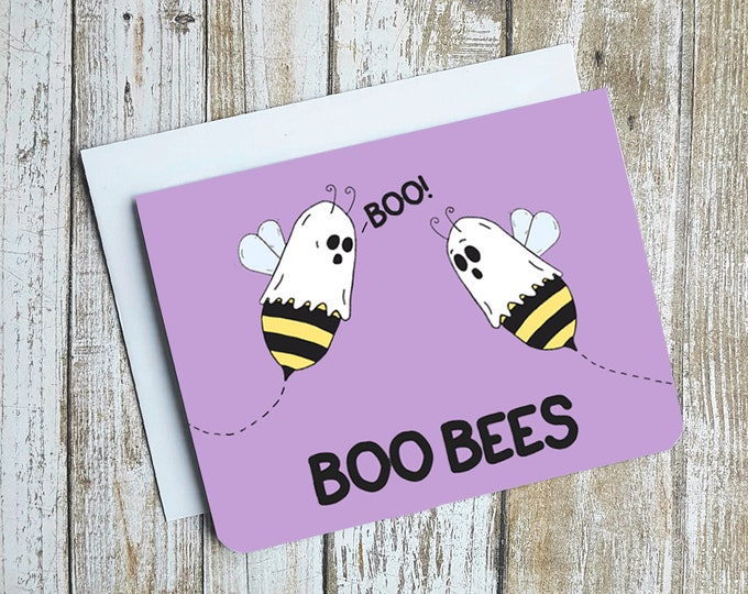 Boo Bees Card