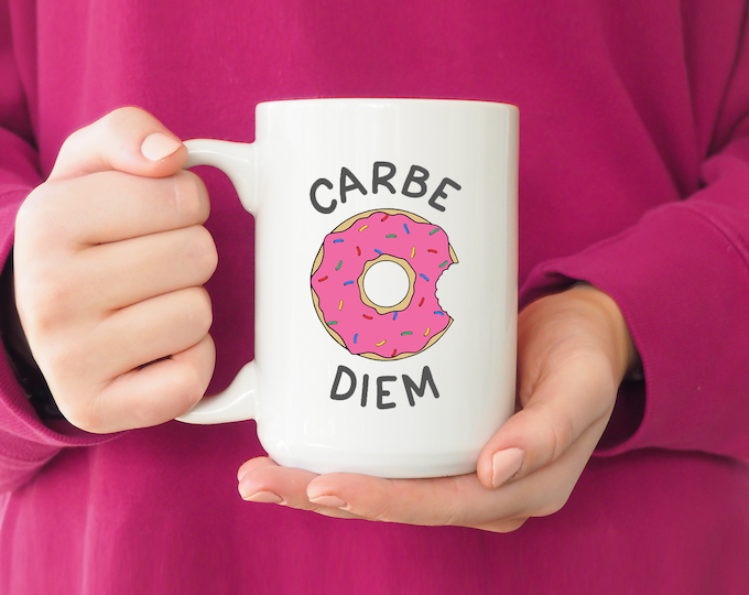 Carbe Diem Mug 15oz