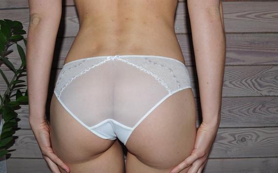 See through panty pics