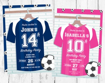 Soccer birthday invitation, soccer birthday, soccer invites, soccer invitations, soccer birthday invitations, soccer party, soccer birthday