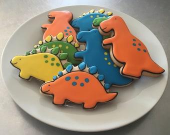 Jurassic cookies   Etsy