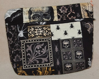 Nevermore Toiletry Bag