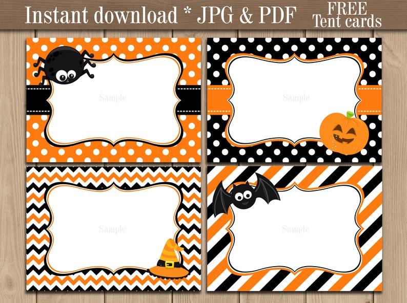 It is an image of Halloween Birthday Cards Free Printable pertaining to birthday invitations