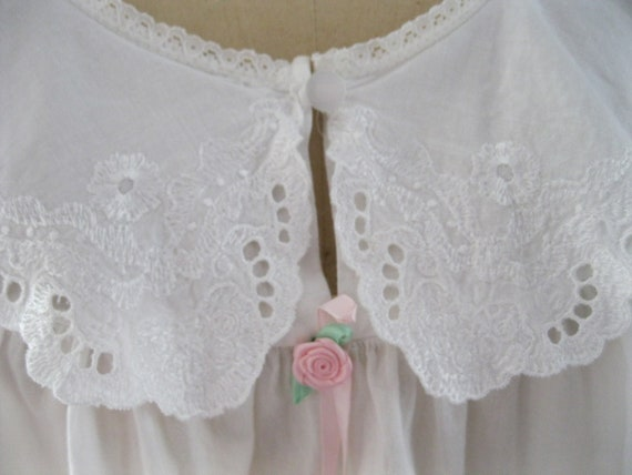 Victorian Chemise and Knickers / Antique Sleepwear - image 4