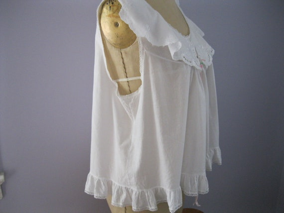Victorian Chemise and Knickers / Antique Sleepwear - image 10
