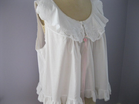 Victorian Chemise and Knickers / Antique Sleepwear