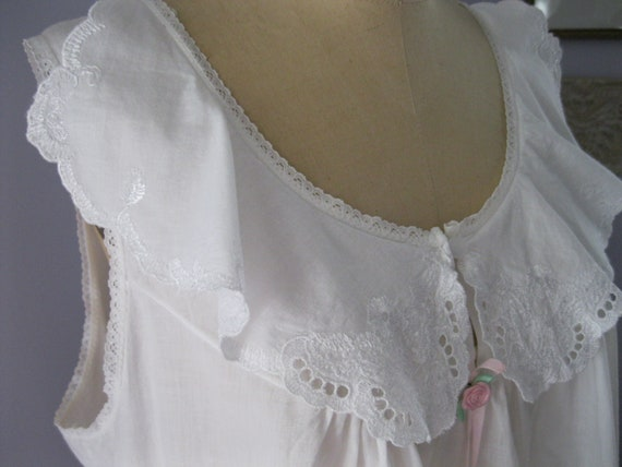 Victorian Chemise and Knickers / Antique Sleepwear - image 3