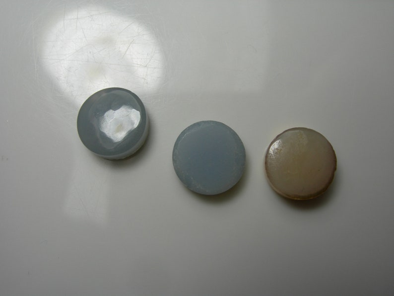 8.15mm z13 CLOSEOUT 3 genuine Drusy Round Cabs Slabs Druzy Druze QuartzAgate CVD Green Blue Gold Sparkly Crystals Druse 8.0mm