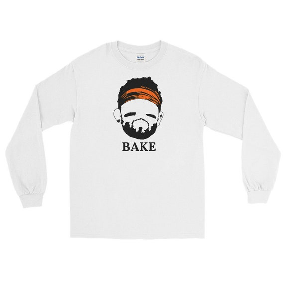 sale retailer d63c5 5b2f8 Baker Mayfield Long Sleeve T-Shirt